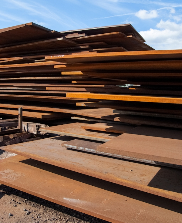 Steel Plate 2.000 Mtrs  x 1.500 Mtrs x 2.000 mm  Clean #p16853