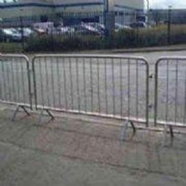New  Crowd Control Barrier 2.300 Mtr Wide x 1.100 Mtr High