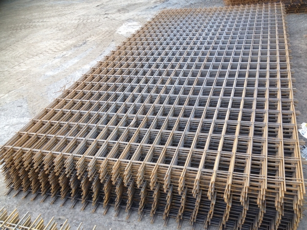 B503  Reinforcing Mesh  4.800 Mtrs Long  2.400 Mtrs Wide
