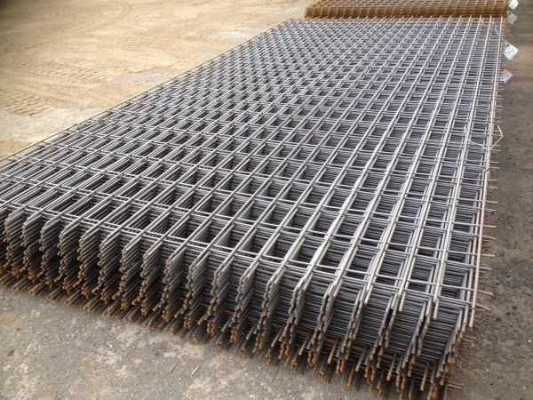 B785  Reinforcing Mesh  4.800 Mtrs Long  2.400 Mtrs Wide