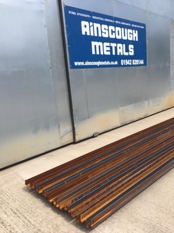 Bundle of 20 no  3 Mtr Lengths 50x50x6 Tee Section - Not 50x50x6 Angle Iron - Rsa