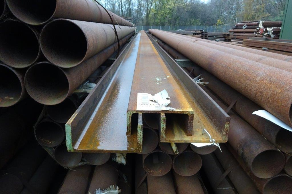 5.5 Mtrs 180 x 75 x 20.3 UC Universal Steel Channel