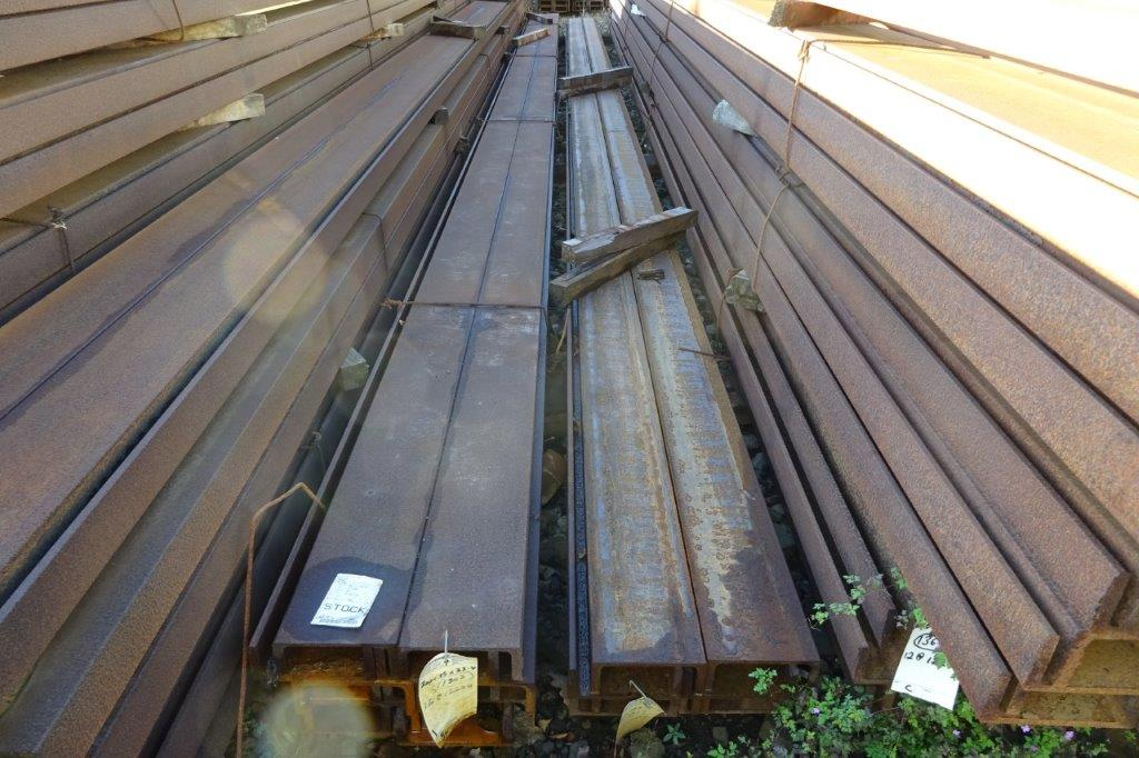 9.5 Mtrs 200 x 75 x 23.4 UC Universal Steel Channel