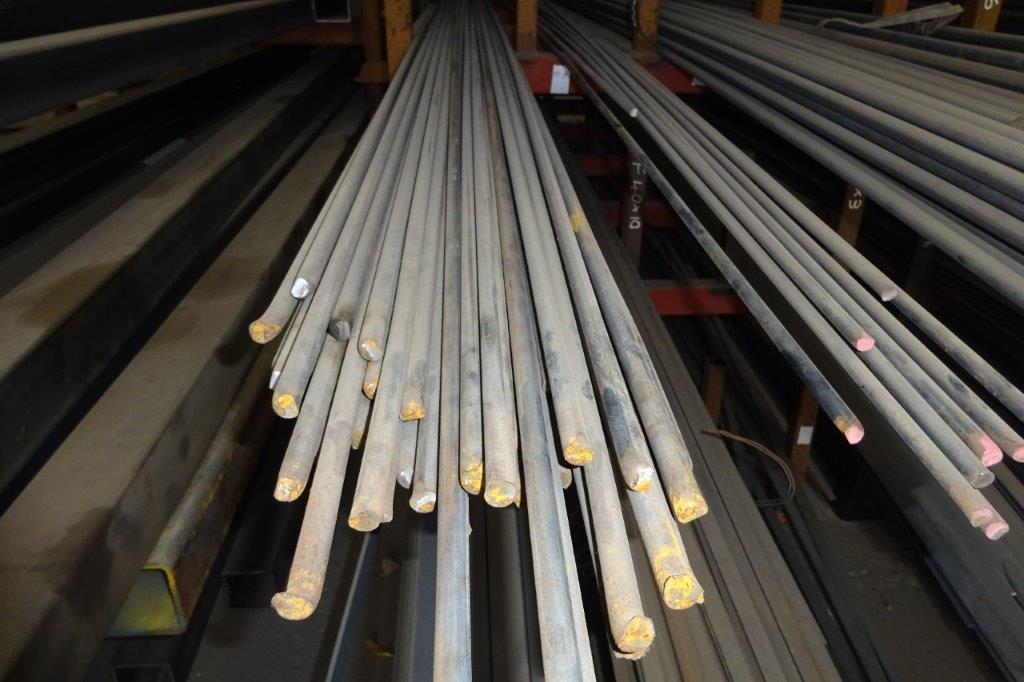 6 Mtr Length of 12mm Mild Steel Round Bar