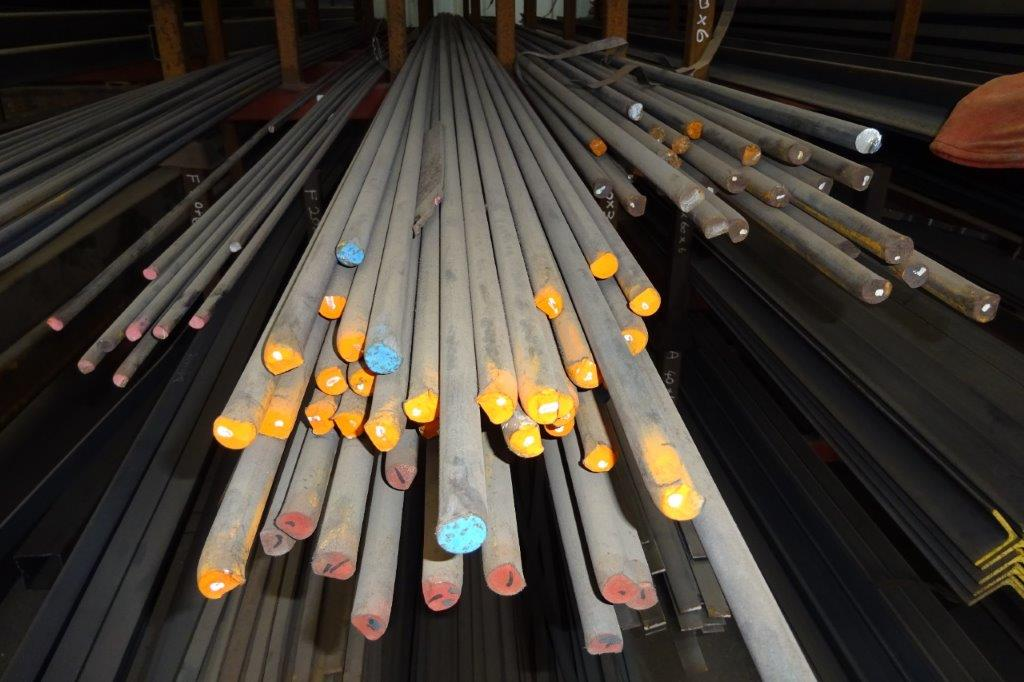 6 Mtr Length of 16mm Mild Steel Round Bar