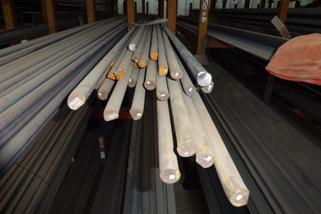 6 Mtr Length of 20mm Mild Steel Round Bar
