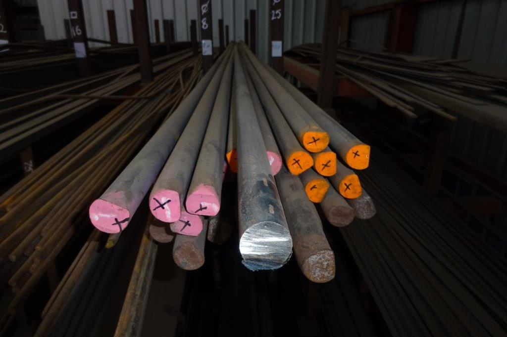 6 Mtr Length of 25mm Mild Steel Round Bar