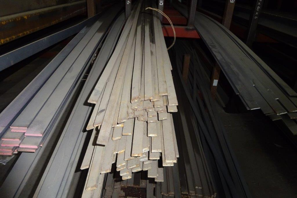 3 Mtrs 20 x 6 Mild Steel Metal Flat Bar