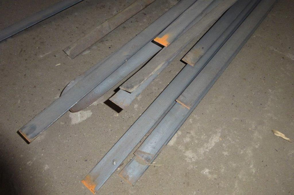 6 Mtrs 25 x 3 Mild Steel Metal Flat Bar