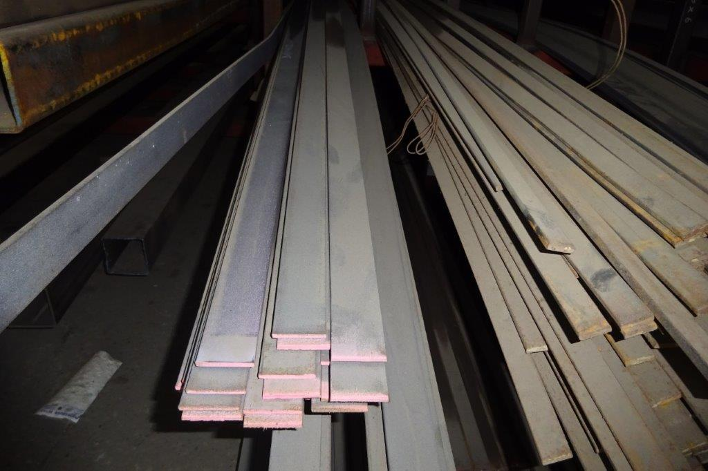 6 Mtrs 40 x 6 Mild Steel Metal Flat Bar