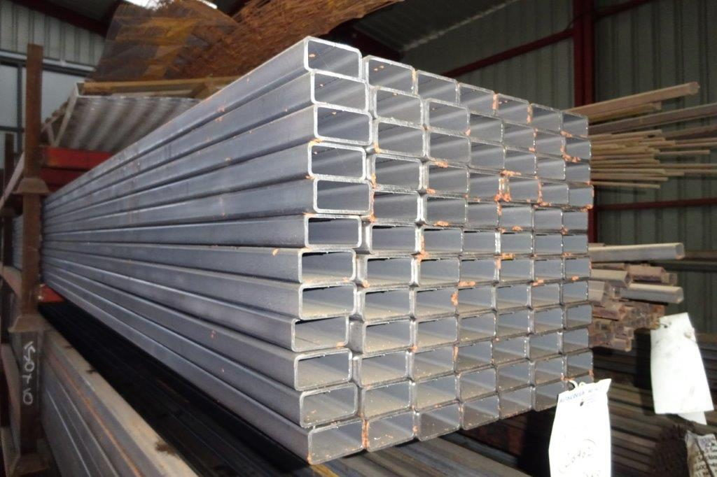 7.5 Mtrs 50 x 25 x 2 Mild Steel Box Section RHS