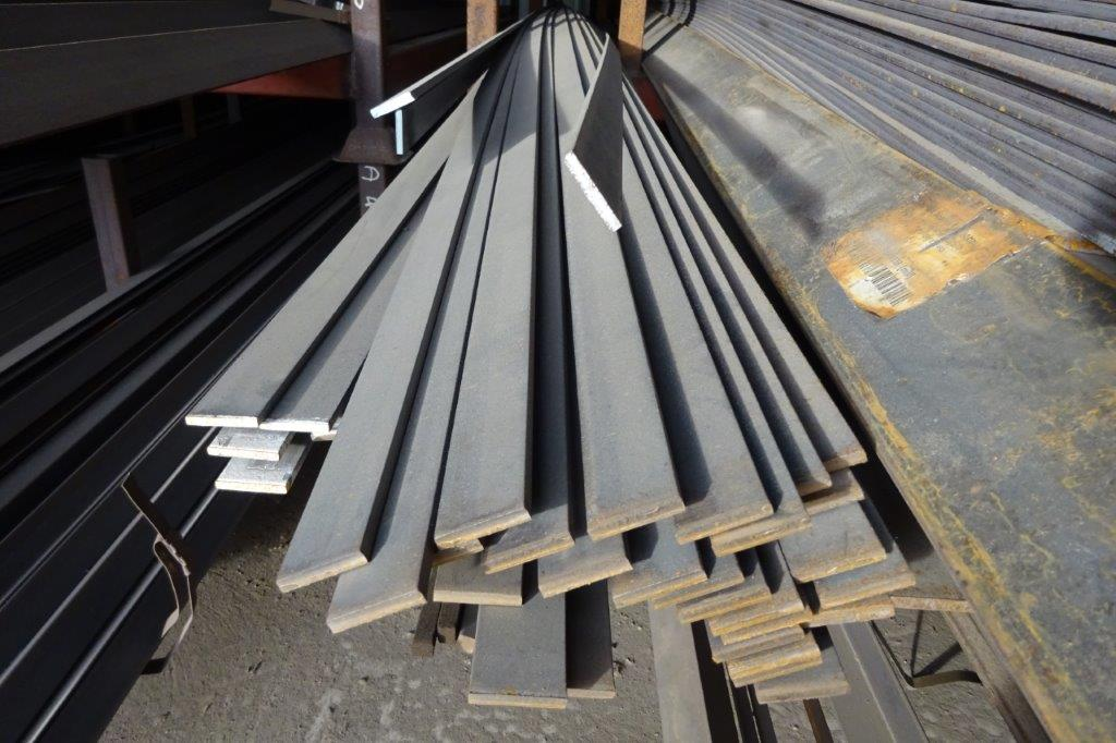 6 Mtrs 30 x 6 Mild Steel Metal Flat Bar