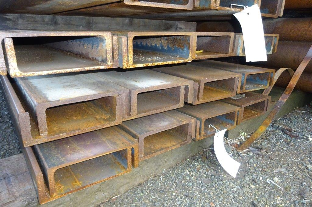 9.5 Mtrs 230 x 75 x 25.7 UC Universal Steel Channel