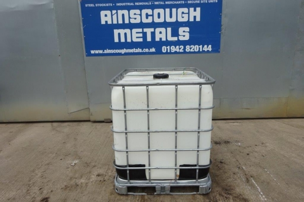 Ibc Storage Tank/ Container 1100kg - Used