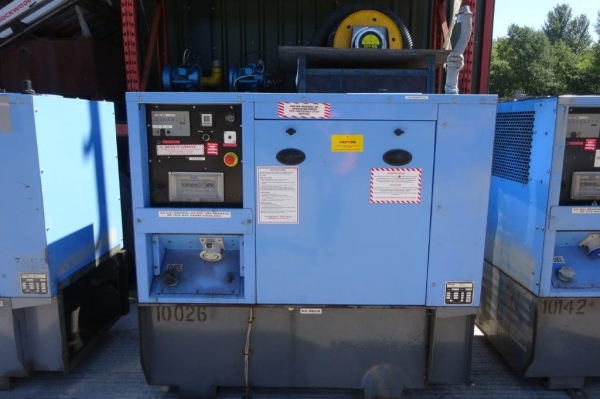 Sutton Power Engineering Cabin Master 11kva Generator Lot No. 2 - Used