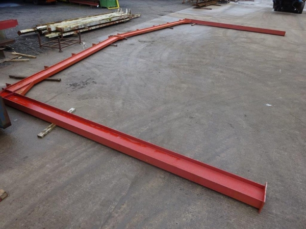 42ft Wide Single Clear Span Portal Frame