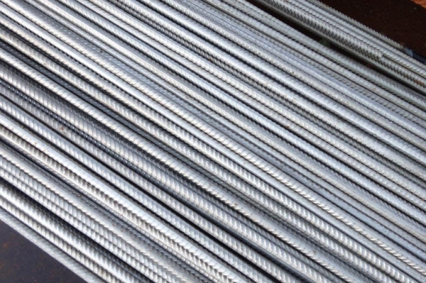 6.000 Mtr Length 10 mm Stainless Steel Rebar New
