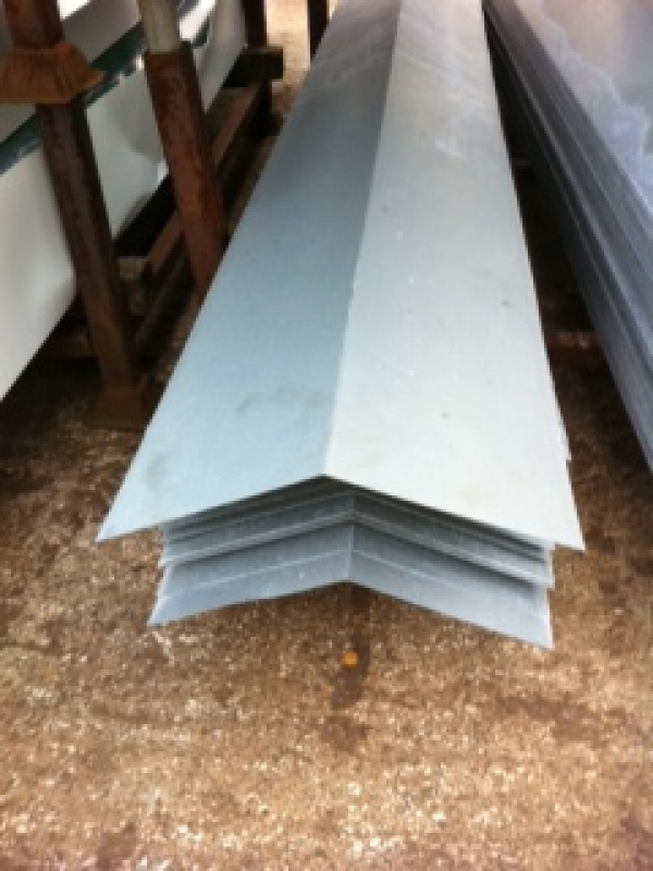 10 ft  Galvanised  Ridge Board